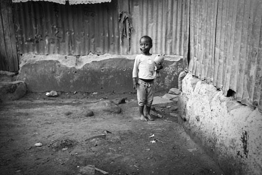 Little-Kenyan-Girl