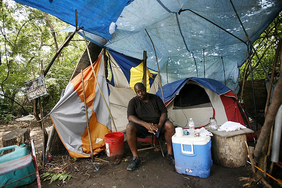 Nashville Tent City & Those Most Affected By Nashville Flood - Shaun Groves
