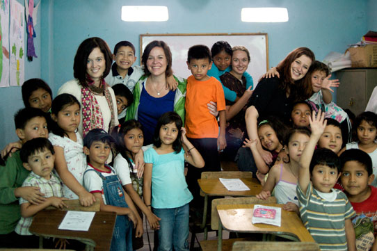 Compassion-Bloggers-In-Guatemala