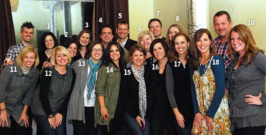 Compassion Bloggers Reunion pic
