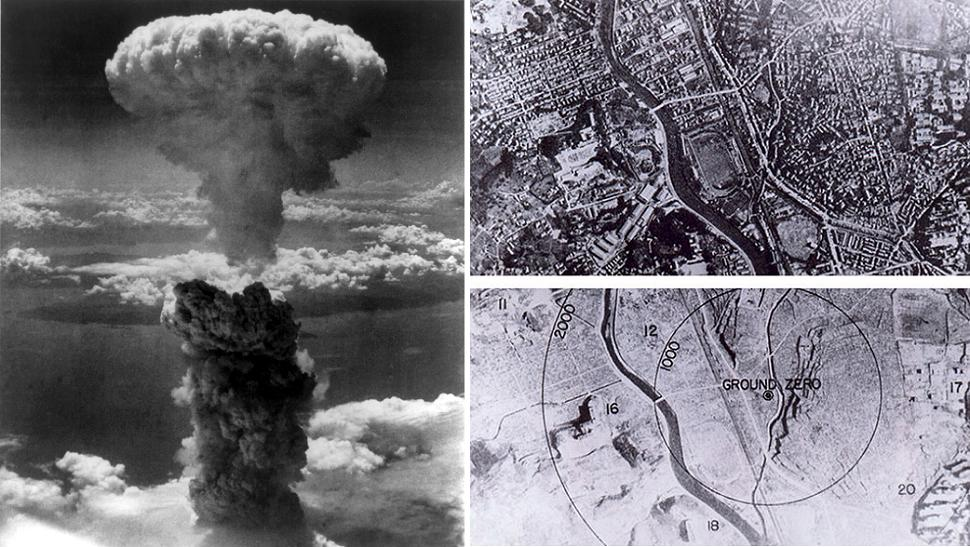 an analysis of the early august of 1945 and the use of atomic bombs As for the leaflets being dropped on august 4th or august 1st, that's why i wanted to add f bradley's way like, within a few days prior to an atomic bomb attack on early august, leaflets were dropped on hiroshima, along with several other japanese cities, warning that they would be firebombed and advised residents to evacuate the city.