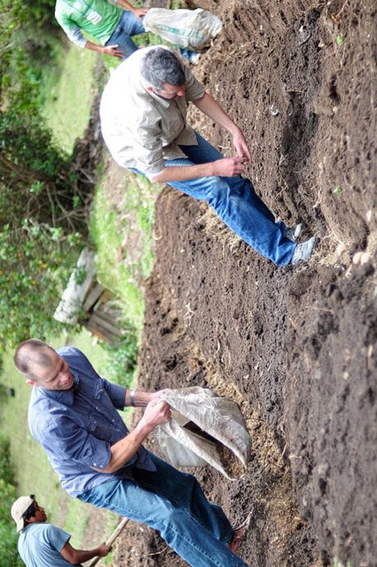 Compassion-Bloggers-Ecuador-Planting-Potatoes