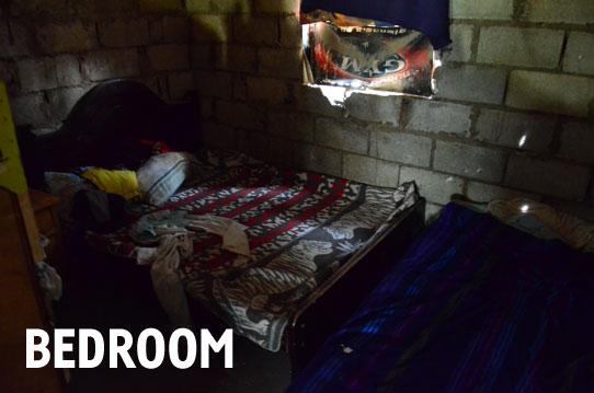 Ecuador-Bedroom