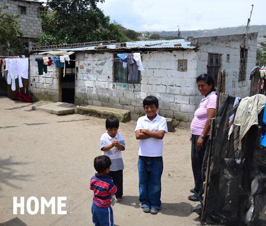 Ecuador-Home