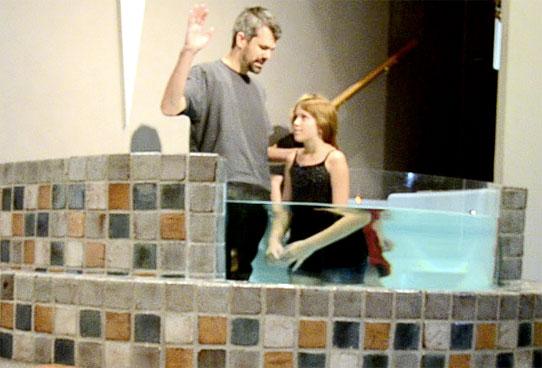Gabriella-Baptism