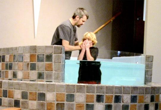 Gresham-Baptism