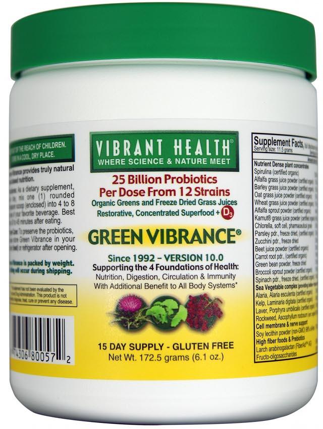 Green-Vibrance