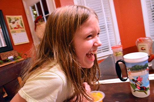 Gabriella-Laughing