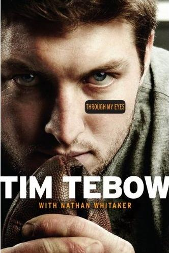 tim tebow through my eyes