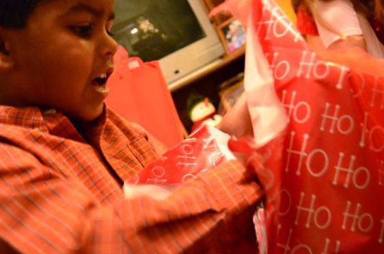 boy-opening-present