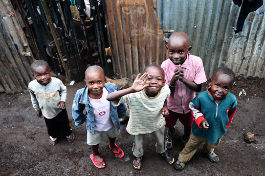 Methare-Slum-Kenya-kids