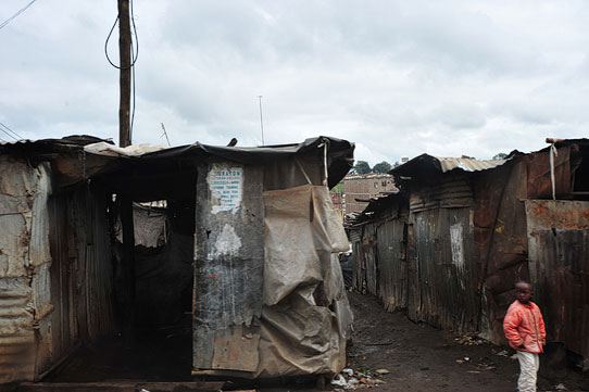 Methare-Slum-Kenya