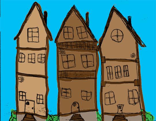 Penelope's-Houses