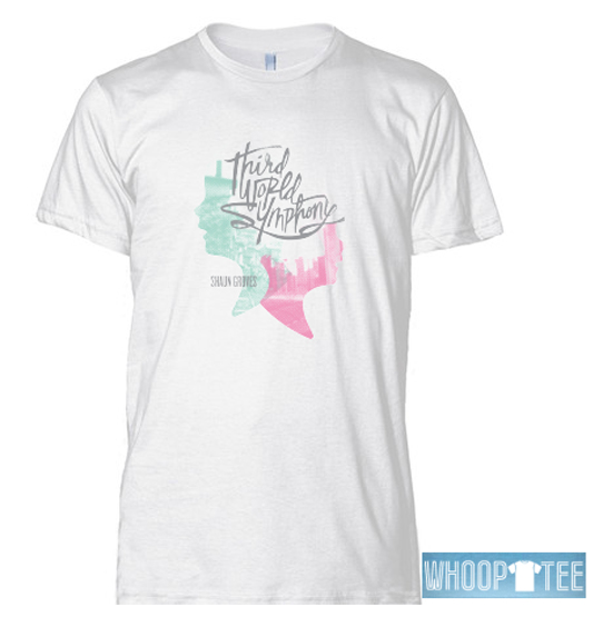Whooptee Third World Symphony t-shirt