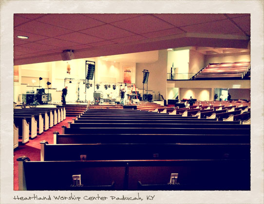Heartland Worship Center Paducah Kentucky