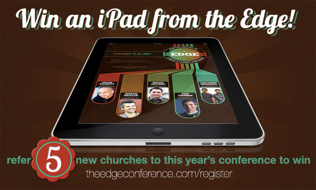 Win-An-iPad-From-The-Edge-Youth-Conference