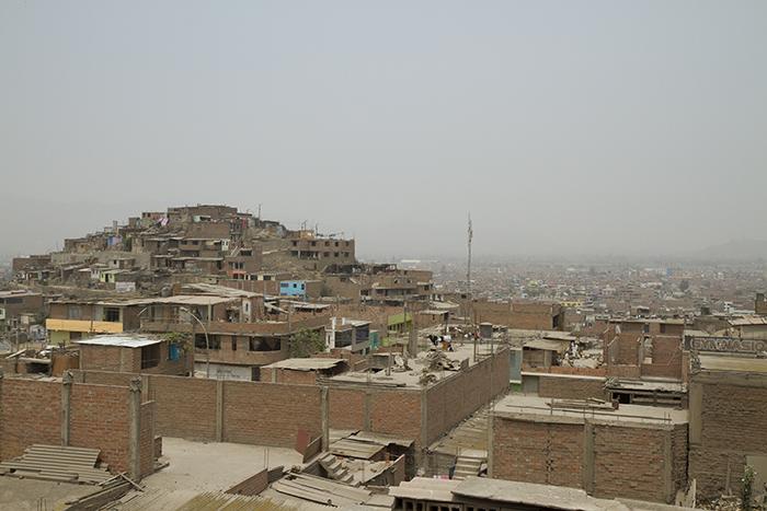 Lima Peru neighborhood