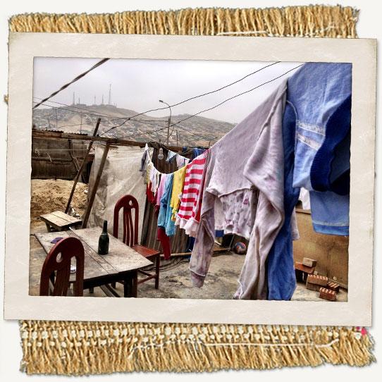 Peru Laundry