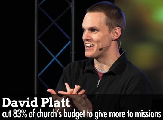 David Platt pastor