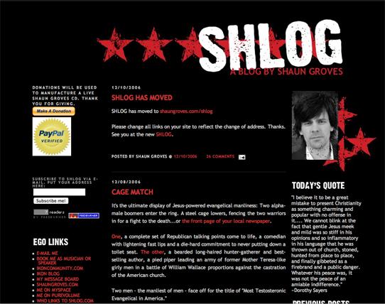 shlog
