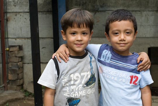 Compassion-International-boys-friends