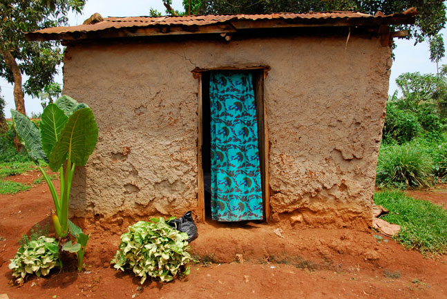 Uganda-house
