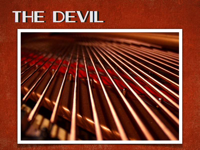 World Flesh Devil piano