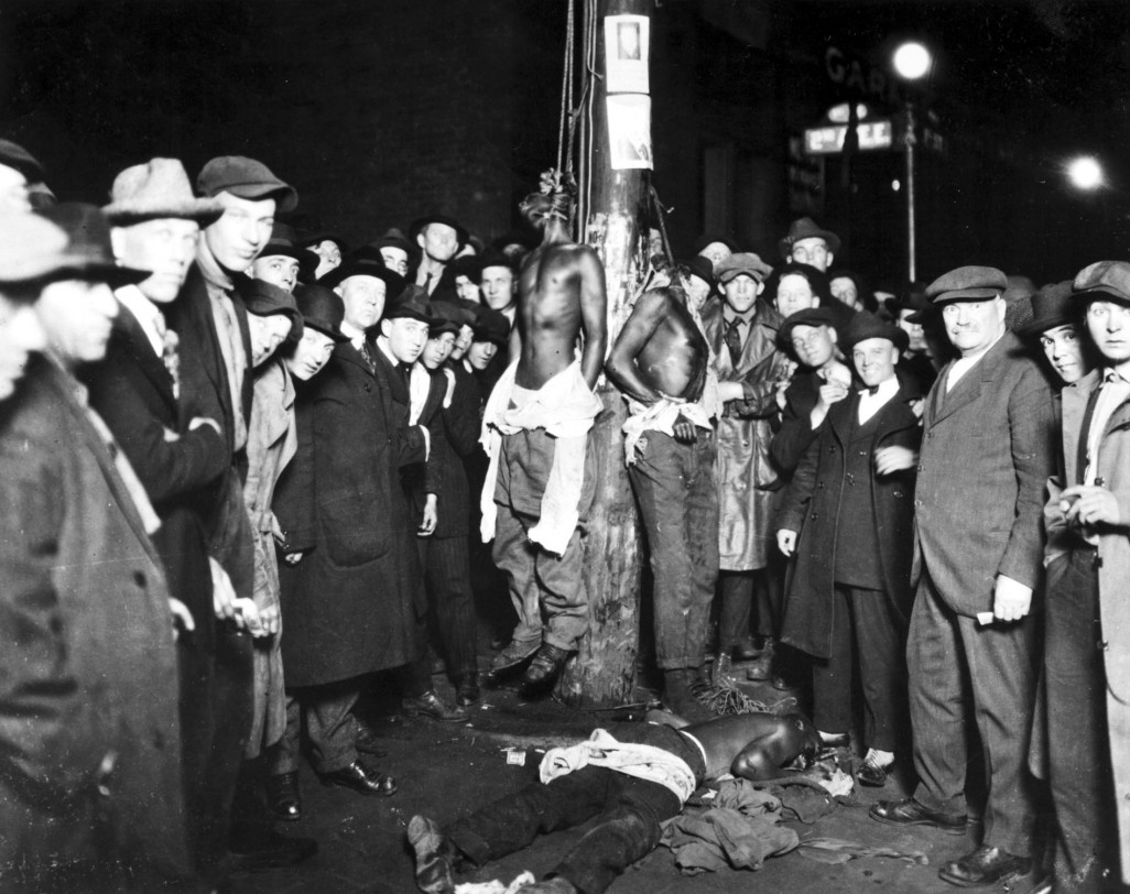 lynching in Tampa Florida