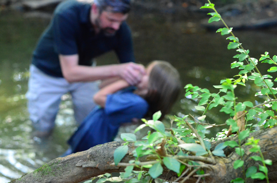 creek-baptism