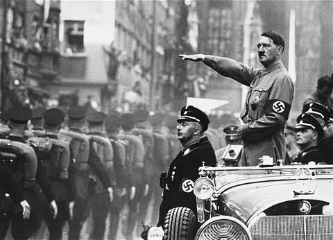 What About Hitler nonviolence