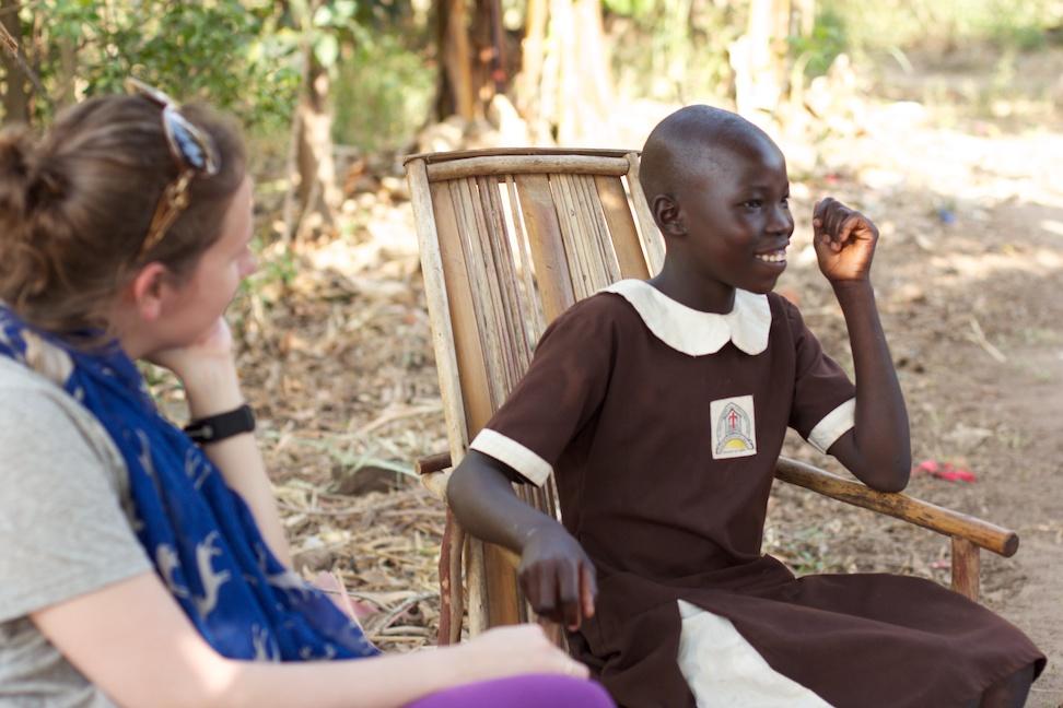 Colline Compassion International Uganda