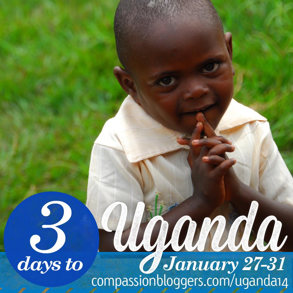 Compassion Bloggers in Uganda January 27-31