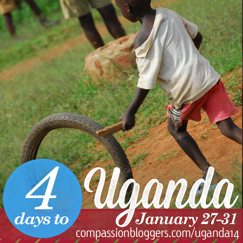 Compassion Bloggers in Uganda January 27-31