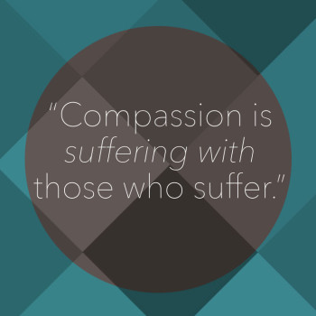 Compassion definition quote