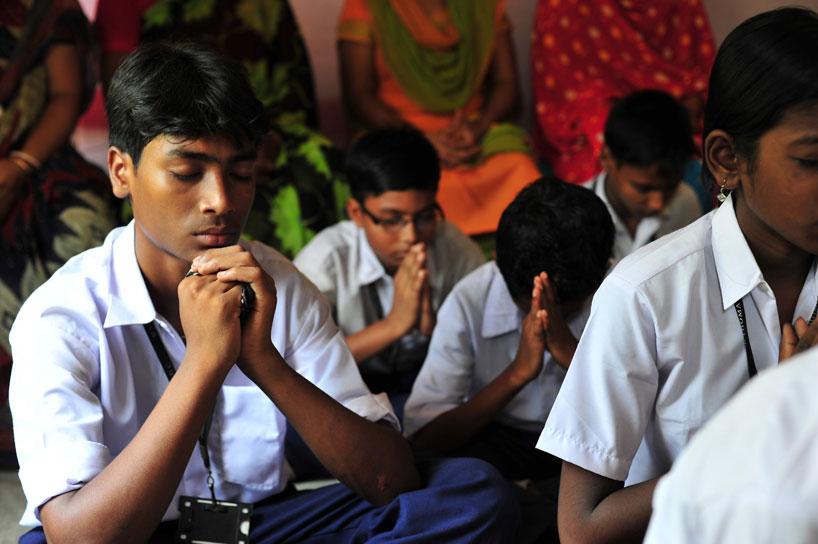 Compassion International India church Mar Thoma