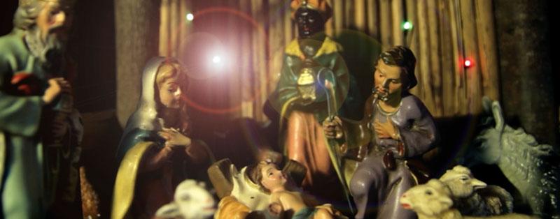 Baby Jesus nativity set