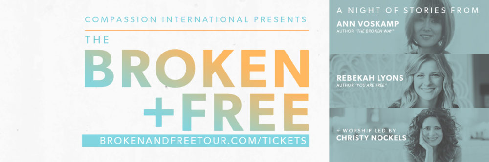 Broken And Free Tour
