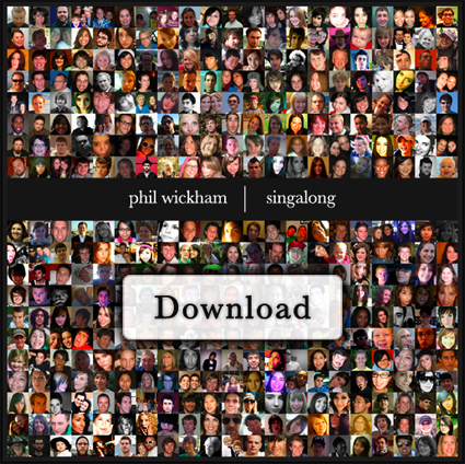 Phil Wickham Singalong album download